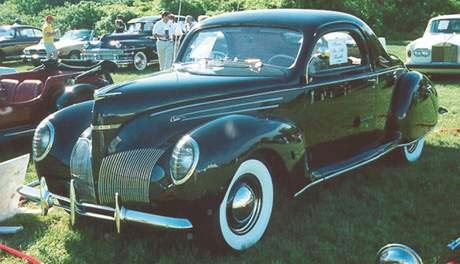 1939 lincoln zephyr platinum database sports car market for 1939 lincoln zephyr 3 window coupe