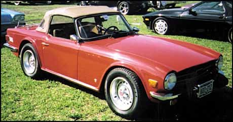 Triumph TR6 Sales - Motorcycle Collector