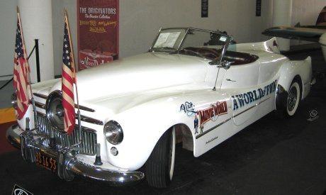 1936 Buick/Chrysler Topper Mobiloil/Gilmore Special ...