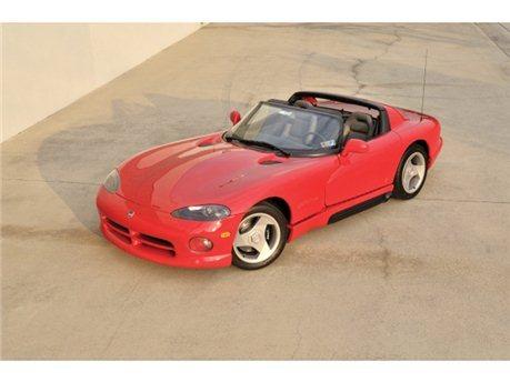 1992 dodge viper rt 10 platinum database sports car market. Black Bedroom Furniture Sets. Home Design Ideas