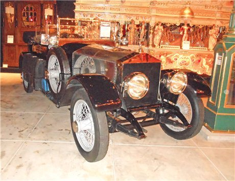 1914 Rolls-Royce Silver Ghost | Platinum Database - Sports ...