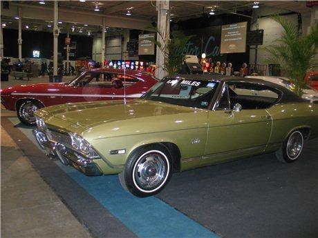 1968 Chevrolet Chevelle Malibu Custom Platinum Database