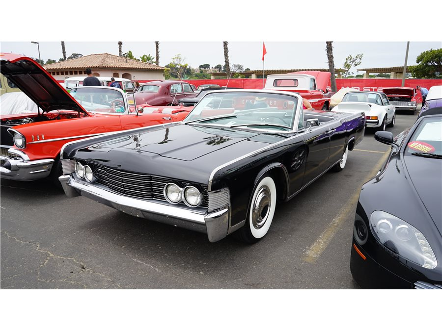 1965 lincoln continental premium auction database. Black Bedroom Furniture Sets. Home Design Ideas