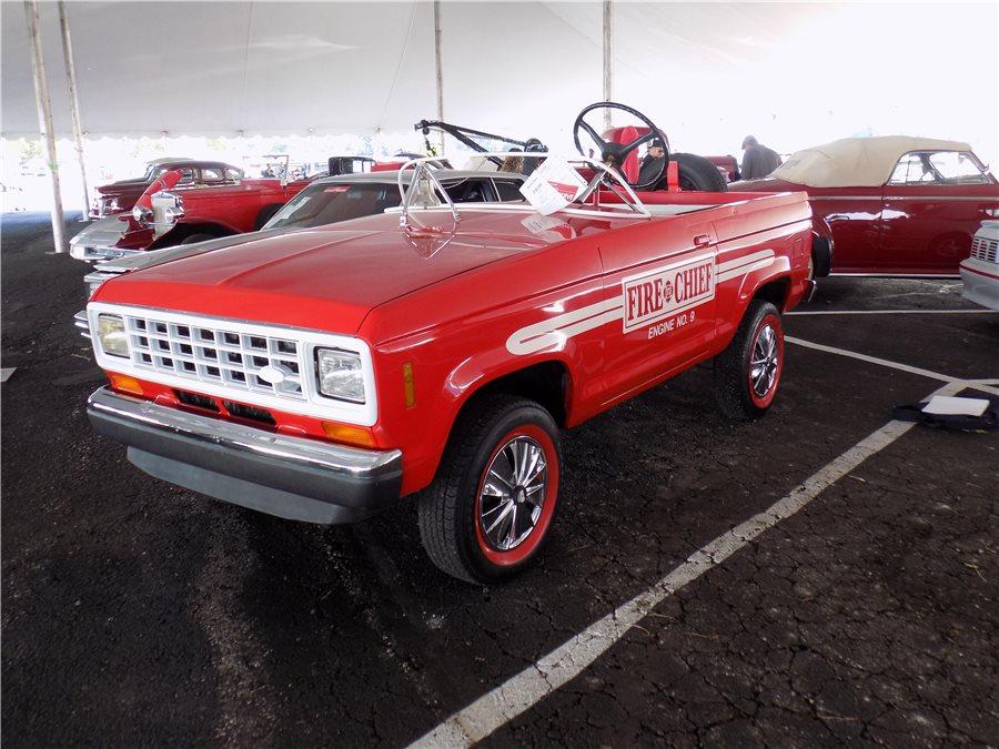 1986 Ford Bronco II Custom | Platinum Database - Sports ...