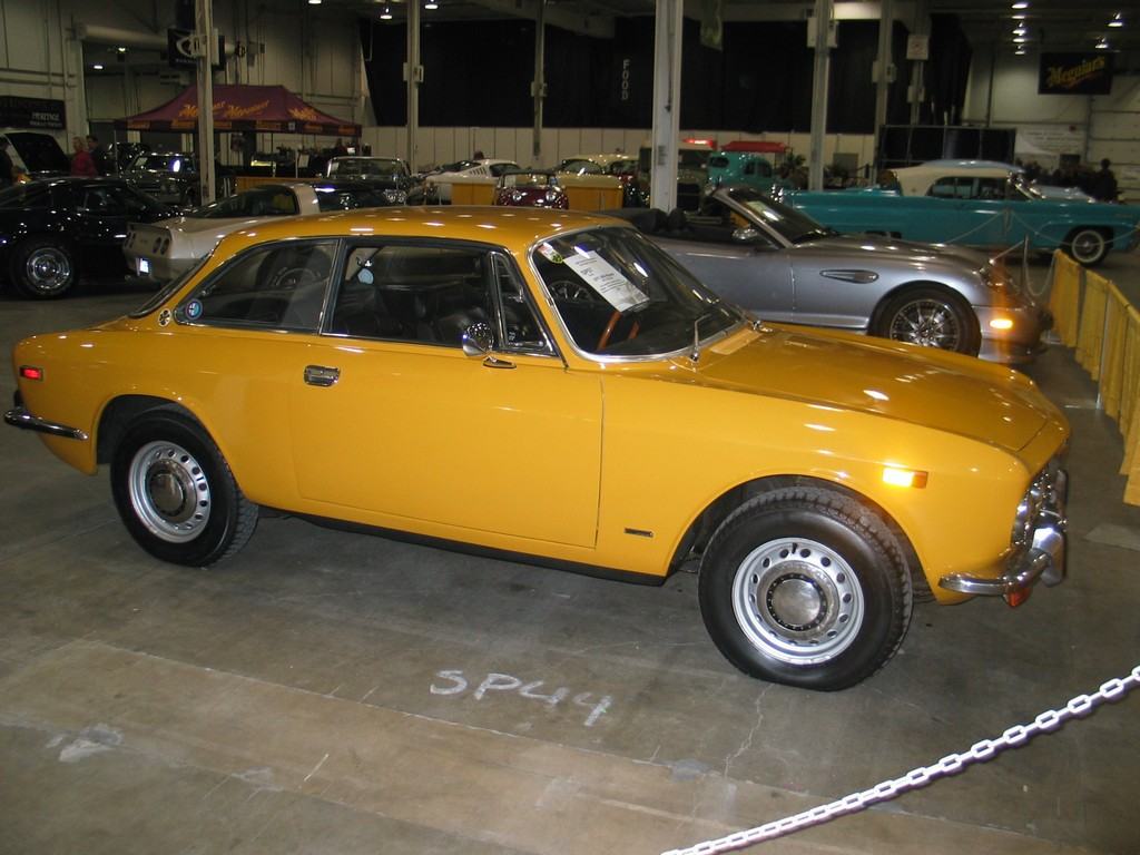 1967 Alfa Romeo 1750 Gtv Related Infomation Specifications