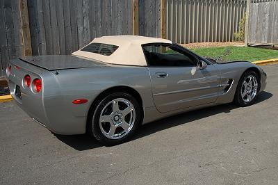Chevrolet Corvette (1997-2004)