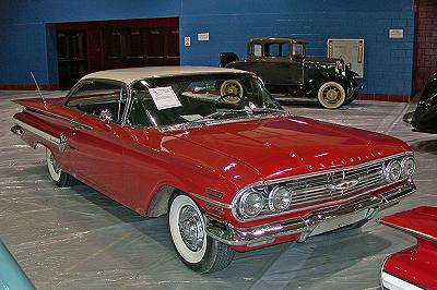 Browse 1959 - 1960 Impala Vehicles