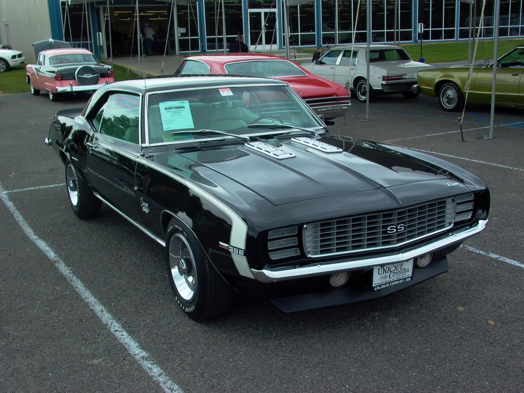 Used 1967 Chevrolet Camaro Bed Mattress Sale