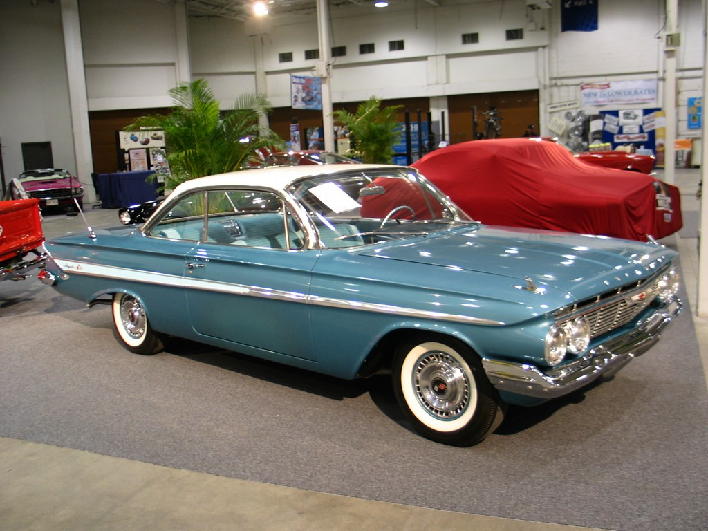 1961 chevy impala. Black Bedroom Furniture Sets. Home Design Ideas