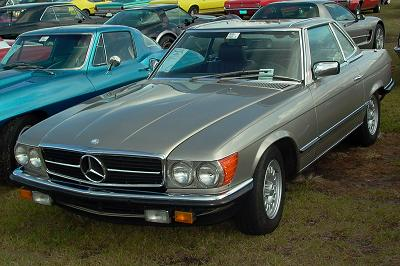 1972 - 1989 Mercedes Benz SL