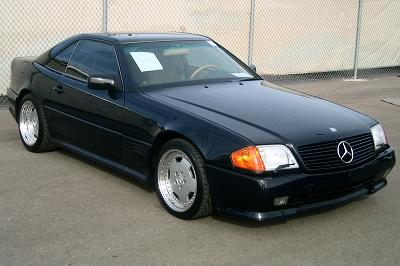 1990 - 2000 Mercedes Benz SL