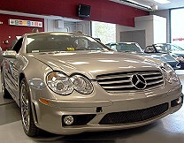 2001 - 2007 Mercedes Benz SL