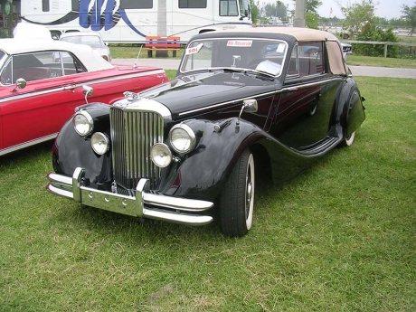 1951 Jaguar Mk V | Platinum Database - Sports Car Market