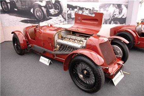1930 Maserati V4 Sedici Cilindri replica   Platinum Database - Sports Car Market